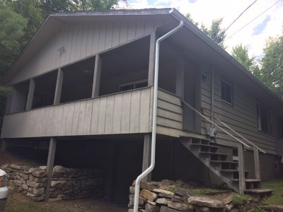 Wilmington Single Family Home For Sale: 6011 Nys Route 86