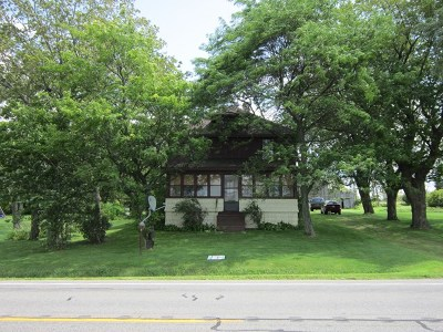 Malone Single Family Home For Sale: 4452 State Route 11