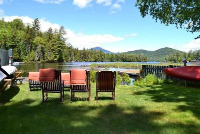 Lake Placid, Saranac Lake, Tupper Lake Single Family Home For Sale: 2165 Saranac Avenue