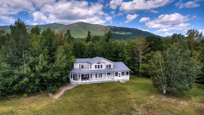 Elizabethtown, Jay, Keene, Keene Valley, Lake Placid, Saranac Lake, Westport, Wilmington, Loon Lake, Rainbow Lake, Tupper Lake Single Family Home For Sale: 42 Mt. View Lane