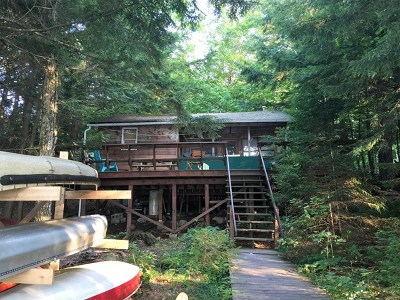 Tupper Lake, Long Lake, Cranberry Lake, Star Lake Single Family Home For Sale: 180 Beecher Park Way
