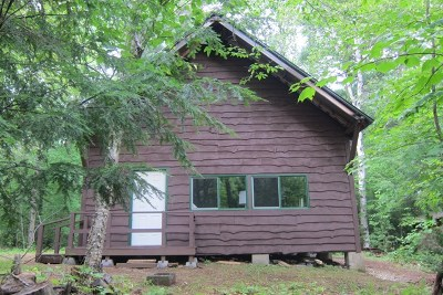 Elizabethtown, Jay, Keene, Keene Valley, Lake Placid, Saranac Lake, Westport, Wilmington, Loon Lake, Rainbow Lake, Tupper Lake Single Family Home For Sale: 9329 Nys Route 9n