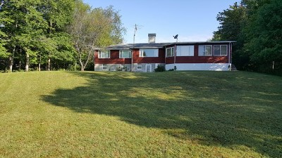 Colton, Cranberry Lake, South Colton, Wanakena Single Family Home For Sale: 7114 Sh 3