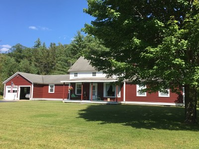 Keene NY Single Family Home For Sale: $275,000