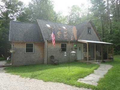 Waverly NY Single Family Home For Sale: $97,000