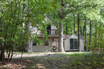 Single Family Home For Sale: Peters Island