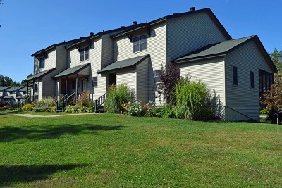 Lake Placid NY Condo/Townhouse For Sale: $339,000