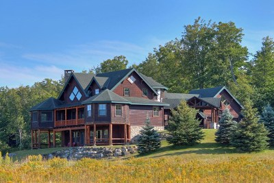Lake Placid NY Single Family Home For Sale: $1,990,000