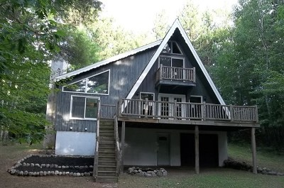 Elizabethtown, Jay, Keene, Keene Valley, Lake Placid, Saranac Lake, Westport, Wilmington, Loon Lake, Rainbow Lake, Tupper Lake Single Family Home For Sale: 124 Beech St