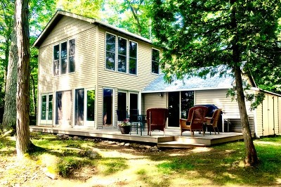 Essex County Single Family Home For Sale: Peters Island