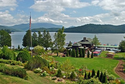 Lake Placid, Saranac Lake, Tupper Lake Condo/Townhouse For Sale: 339 Whiteface Inn Road Lakeside # 28