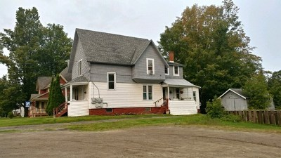 Essex County, Franklin County Multi Family Home For Sale: 258 Elm Street
