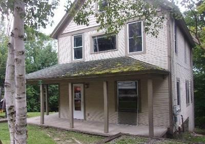 Saranac Lake NY Multi Family Home For Sale: $78,000