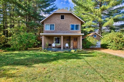 Lake Placid NY Single Family Home For Sale: $399,000
