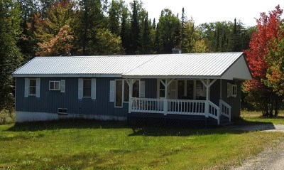 Elizabethtown, Jay, Keene, Keene Valley, Lake Placid, Saranac Lake, Westport, Wilmington, Loon Lake, Rainbow Lake, Tupper Lake Single Family Home For Sale: 37 Fortier Rd