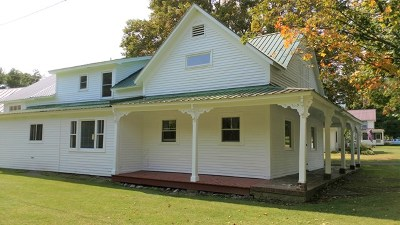 Elizabethtown, Jay, Keene, Keene Valley, Lake Placid, Saranac Lake, Westport, Wilmington, Loon Lake, Rainbow Lake, Tupper Lake Single Family Home For Sale: 104 Water St