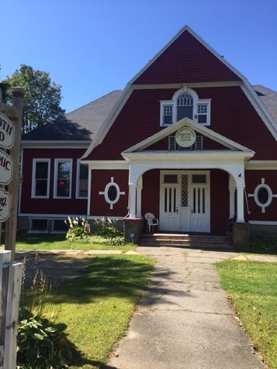 Malone NY Commercial For Sale: $125,000