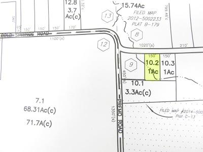 Franklin County Residential Lots & Land For Sale: . Cold Springs Road