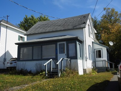 Elizabethtown, Jay, Keene, Keene Valley, Lake Placid, Saranac Lake, Westport, Wilmington, Loon Lake, Rainbow Lake, Tupper Lake Single Family Home For Sale: 11 Third Street