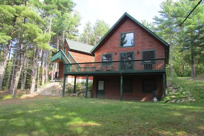 Wilmington NY Single Family Home For Sale: $265,000
