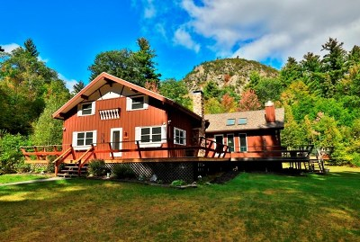 Elizabethtown, Jay, Keene, Keene Valley, Lake Placid, Saranac Lake, Westport, Wilmington, Loon Lake, Rainbow Lake, Tupper Lake Single Family Home For Sale: 26 Wildernest Way