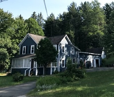 Elizabethtown, Jay, Keene, Keene Valley, Lake Placid, Saranac Lake, Westport, Wilmington, Loon Lake, Rainbow Lake, Tupper Lake Single Family Home For Sale: 5839 Cascade Road