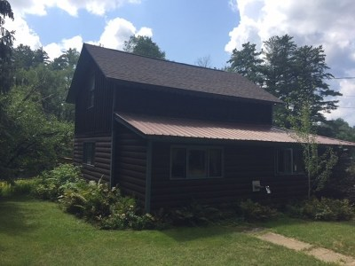 Ray Brook NY Single Family Home For Sale: $75,000