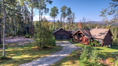 Lake Placid NY Single Family Home For Sale: $759,000