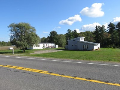 Franklin County Single Family Home For Sale: 970 State Route 95