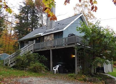 Elizabethtown, Jay, Keene, Keene Valley, Lake Placid, Saranac Lake, Westport, Wilmington, Loon Lake, Rainbow Lake, Tupper Lake Single Family Home For Sale: 5 Littlefield Rd
