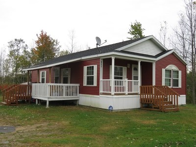 Massena Single Family Home For Sale: 663 State Highway 37c