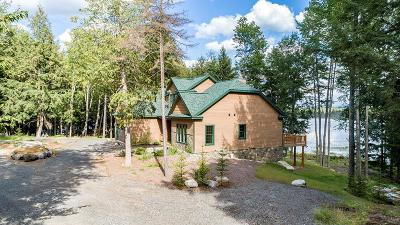 Lake Placid, Saranac Lake, Tupper Lake Single Family Home For Sale: 164 Oseetah Woods Lot 5