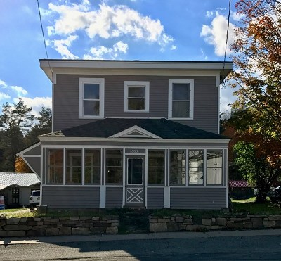Bloomingdale NY Single Family Home For Sale: $165,000