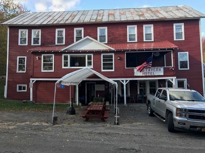 Santa Clara NY Commercial For Sale: $250,000