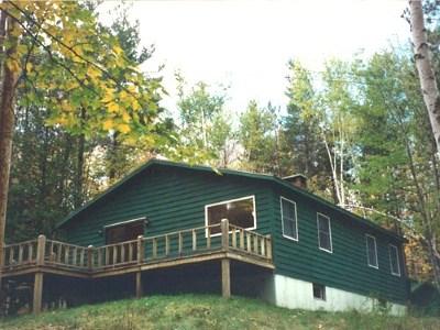 Keene Single Family Home For Sale: 35 Baxter Mt Ln