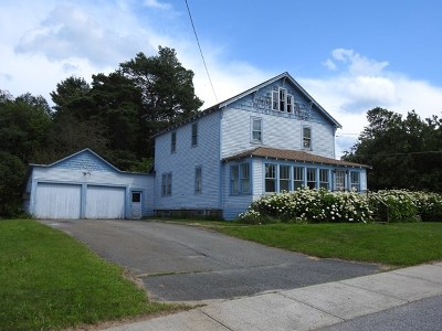 Tupper Lake NY Single Family Home For Sale: $65,000