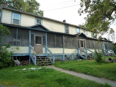 Essex County, Franklin County Multi Family Home For Sale: 40 Grove Road