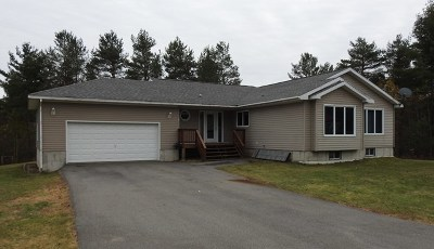 Tupper Lake NY Single Family Home For Sale: $224,900