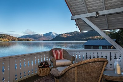 Lake Placid NY Single Family Home For Sale: $4,800,000