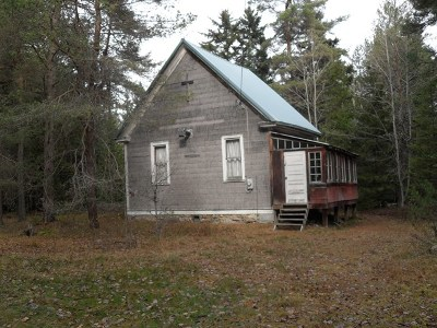 Elizabethtown, Jay, Keene, Keene Valley, Lake Placid, Saranac Lake, Westport, Wilmington, Loon Lake, Rainbow Lake, Tupper Lake Single Family Home For Sale: 3837 County Rd. 26