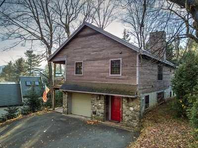 Lake Placid NY Single Family Home For Sale: $575,000