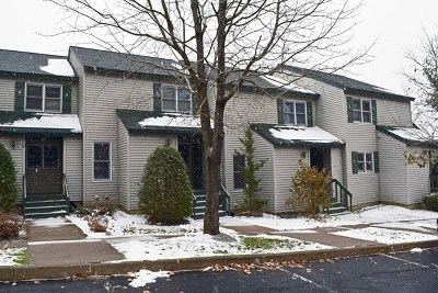 Lake Placid NY Condo/Townhouse For Sale: $274,900