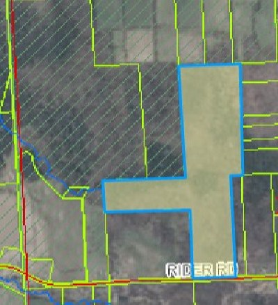 Franklin County Residential Lots & Land For Sale: Rider Road
