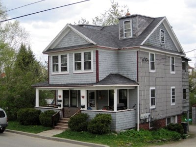 Saranac Lake NY Multi Family Home For Sale: $115,000