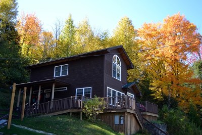 Saranac Lake Single Family Home For Sale: 12 Rue St-Joseph Way