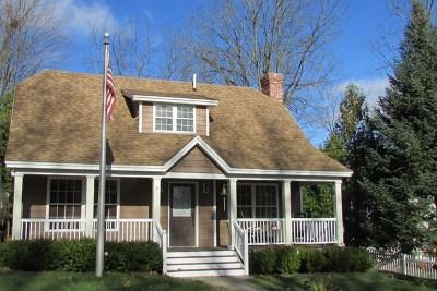 Elizabethtown, Jay, Keene, Keene Valley, Lake Placid, Saranac Lake, Westport, Wilmington, Loon Lake, Rainbow Lake, Tupper Lake Single Family Home For Sale: 9 Liberty Street