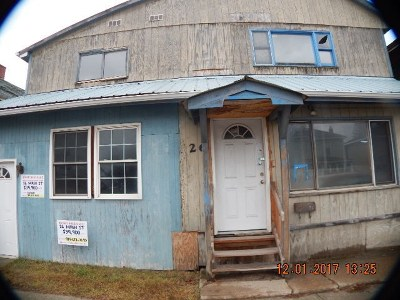 Tupper Lake NY Single Family Home For Sale: $27,900