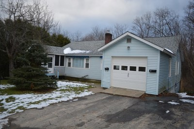 Lake Placid NY Single Family Home For Sale: $289,900