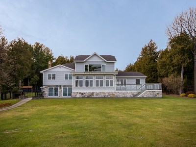 Single Family Home For Sale: 10 Gravelly Point Road