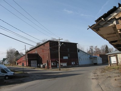 Essex County, Franklin County Commercial For Sale: 26 Railroad Street